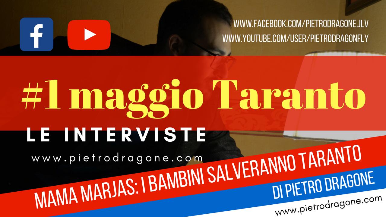Mama Marjas: i bambini salveranno Taranto