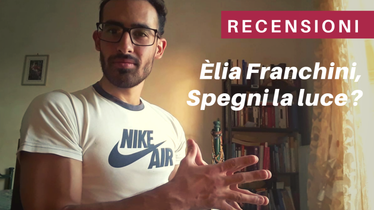 Elia Franchini, Spegni la luce?