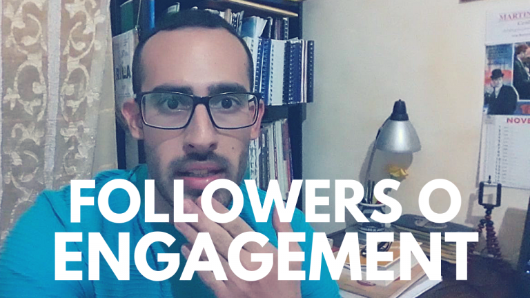 Followers o Engagement?