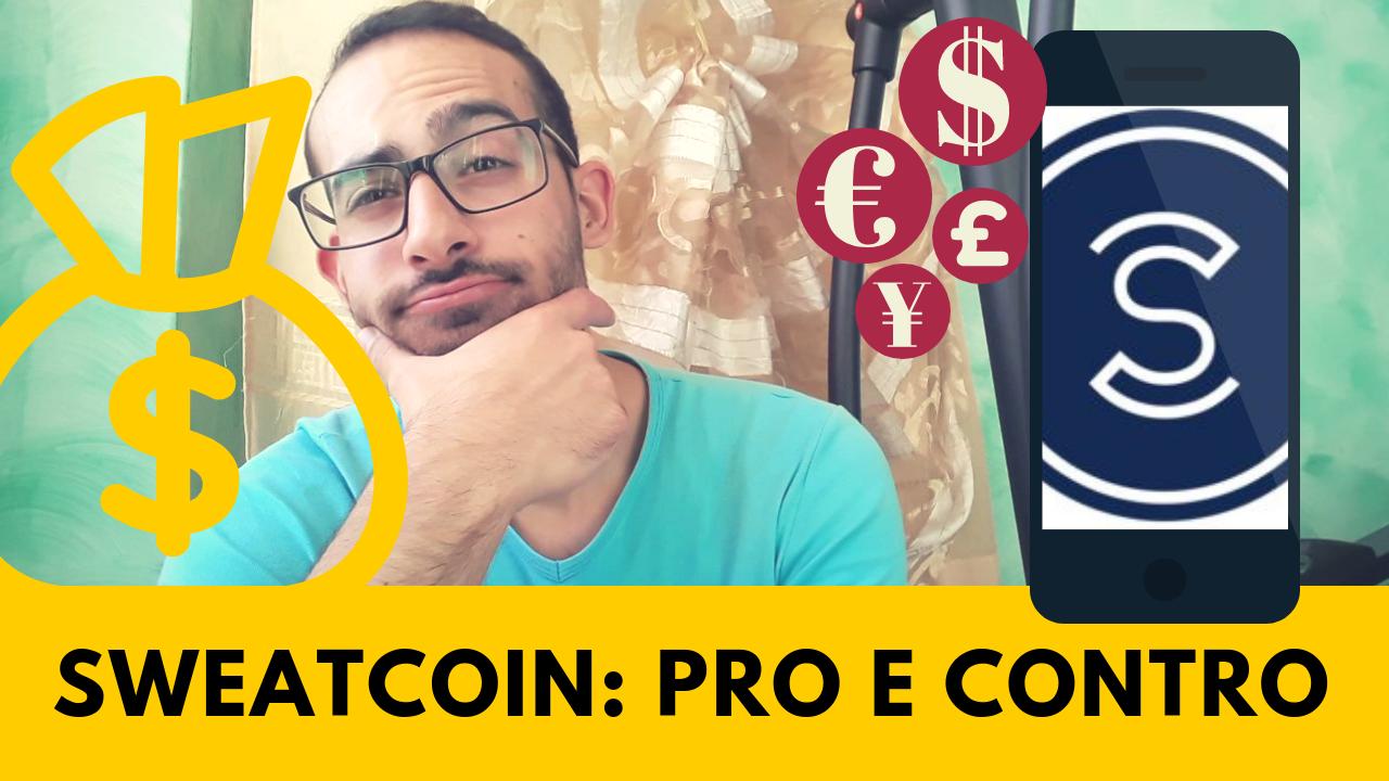 Sweatcoin 💰 Pro e Contro dell'app che ti paga per camminare